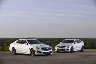 2017 Cadillac Carbon Black