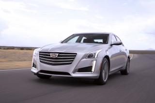 2017 Cadillac CTS Photos