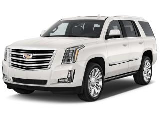 2017 Cadillac Escalade Photos
