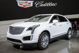 2017 Cadillac XT5, 2015 Los Angeles Auto Show