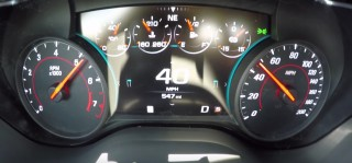 2017 Chevrolet Camaro ZL1 180 MPH Run