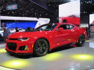 2017 Chevrolet Camaro ZL1, 2016 New York Auto Show