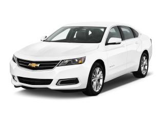 2017 Chevrolet Impala Photos