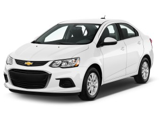 2017 Chevrolet Sonic Photos