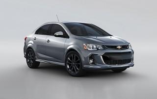 Used Chevrolet Sonic