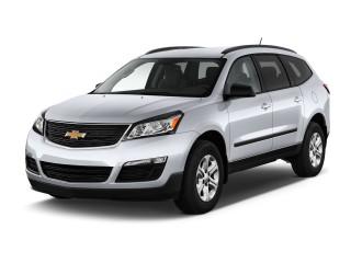 2017 Chevrolet Traverse Photos