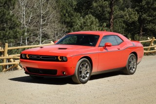 2017 Dodge Challenger GT second drive