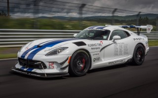 Dodge Viper ACR prepares for Nürburgring lap record assault