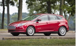 2017 Ford Focus Electric Photos