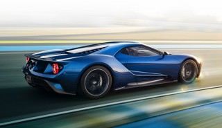 ford gt production extended by two years, but don't expect