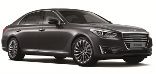 2017 Genesis G90 (Korean-spec)