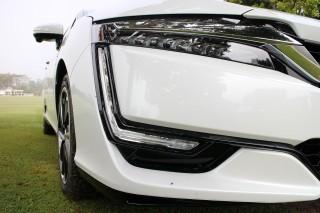 2017 Honda Clarity Fuel Cell, Santa Barbara, CA, March 2017
