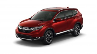 2017 Honda CR-V Photos