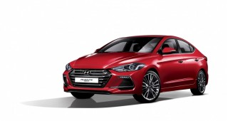 201-horsepower Hyundai Elantra Sport revealed