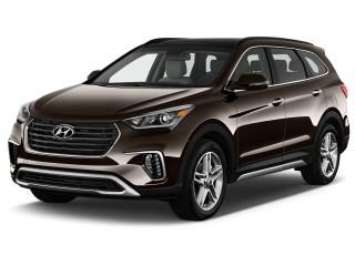 2017 Hyundai Santa Fe Photos