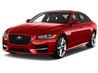2017 Jaguar XF Photos
