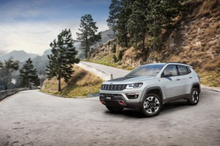2017 Jeep Compass Trailhawk and Limited revealed