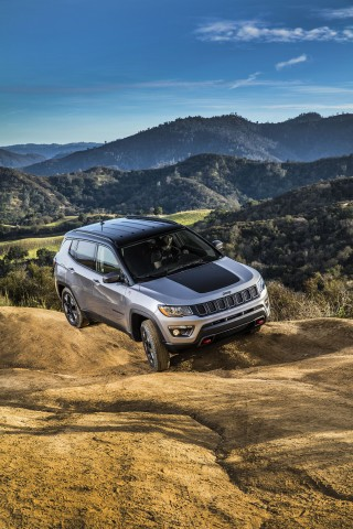 2017 Jeep Compass first drive: fitting in