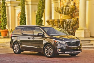 2017 Kia Sedona Photos