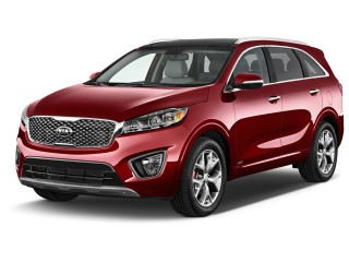2017 Kia Sorento Photos