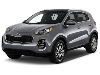 2017 Kia Sportage Photos