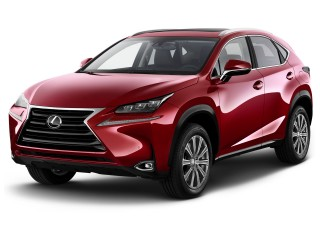 2017 Lexus NX NX Turbo FWD Angular Front Exterior View