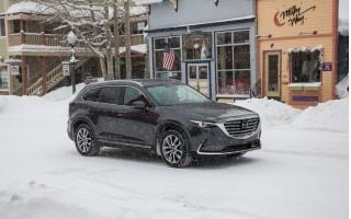 2017 Mazda CX-9 Photos