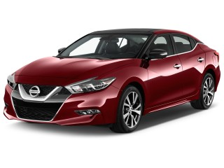 2017 Nissan Maxima Photos