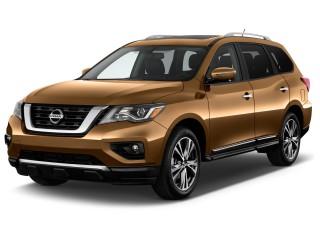 2017 Nissan Pathfinder Photos