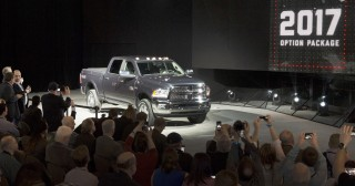 2017 Ram 2500 Off-Road, 2016 Chicago Auto Show