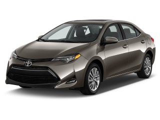 2017 Toyota Corolla Photos