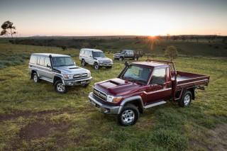 Toyota Land Cruiser 70 lives on thanks to updates
