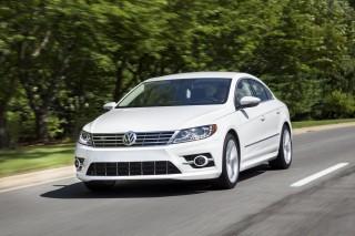 2017 Volkswagen CC Photos