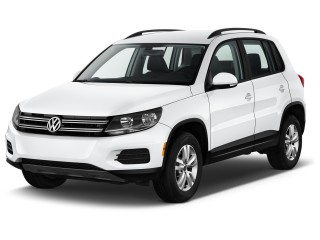 2017 Volkswagen Tiguan Photos