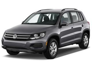 2017 Volkswagen Tiguan Photos