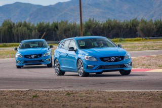 2017 Volvo S60 and V60 Polestar first drive review: the 365-day sports cars