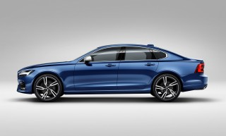 4 features in the 2017 Volvo S90/V90 that could make you a safer driver