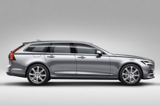 2017 Volvo V90 Leaked Ahead Of February 18 Reveal