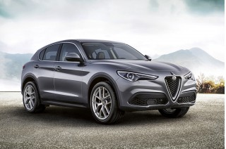 2018 Alfa Romeo Stelvio revealed in standard trim