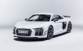 2018 Audi R8 fitted with items from Audi Sport Performance Parts range