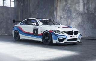 2018 BMW M4 GT4 ready to race
