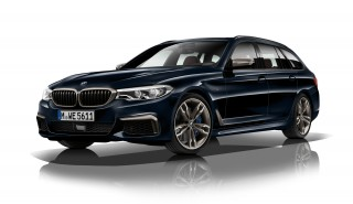 BMW M550d arrives with quad-turbocharged diesel