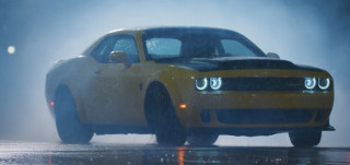 Pennzoil Dodge Challenger Demon video