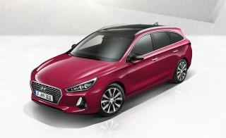 2018 Hyundai Elantra Touring (i30 Tourer) revealed