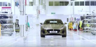 2018 Jaguar F-Type 4-Cylinder Video