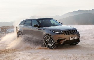 2018 Land Rover Range Rover Velar revealed, priced from $50,895