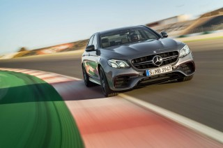 Mercedes-AMG unveils new E63 ahead of LA auto show