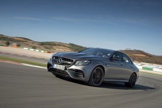 2018 Mercedes-AMG E63 first drive review: The deep-knee Benz