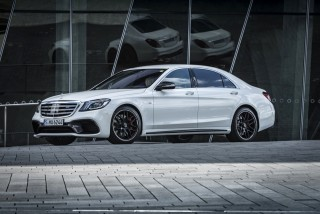 2018 Mercedes-AMG S63 4Matic+
