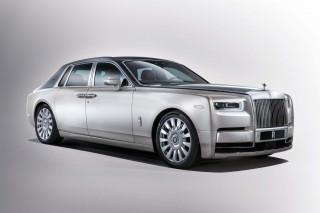 2018 Rolls-Royce Phantom sets new standard we'll never achieve